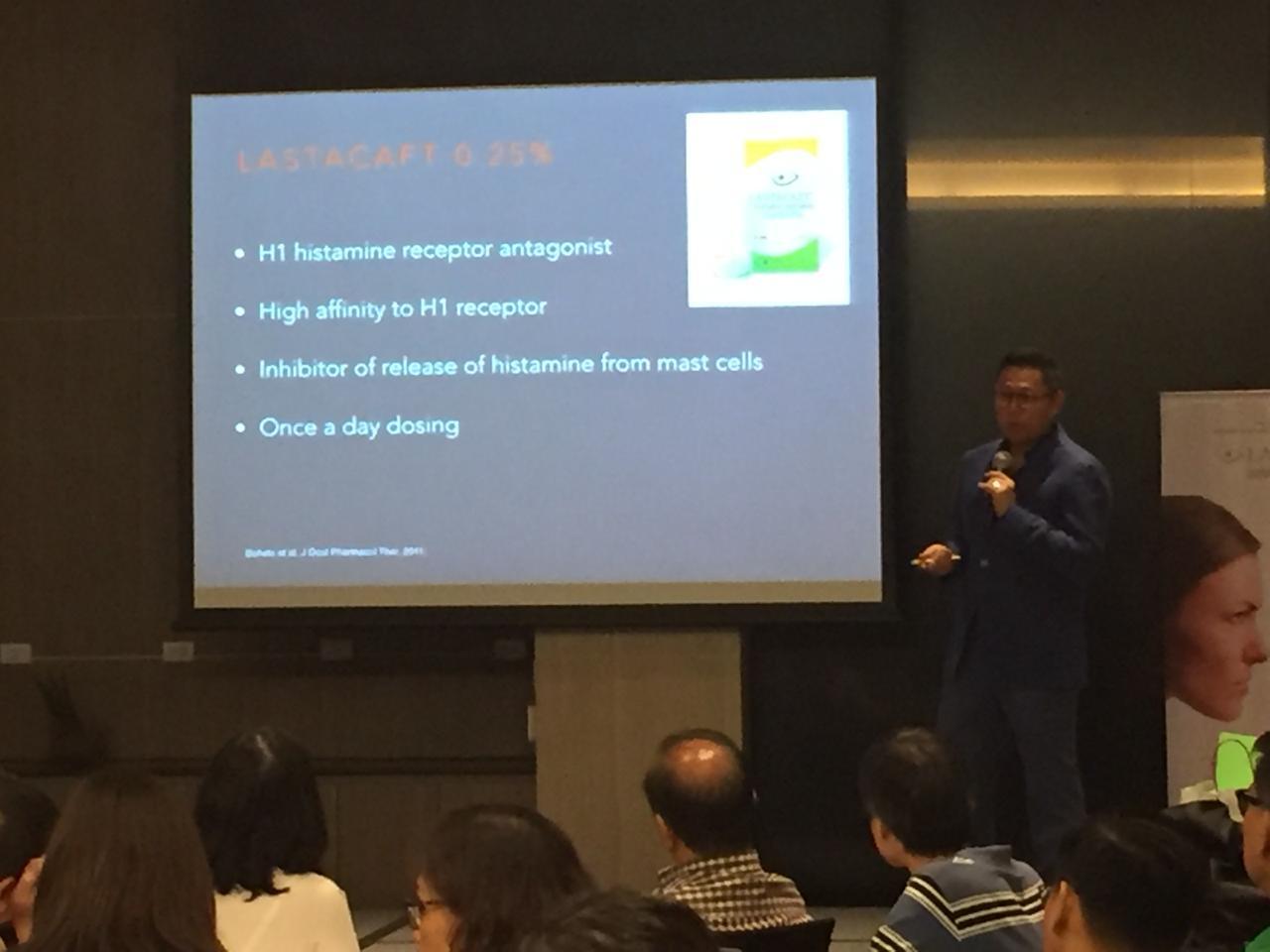 Dr Jimmy Lim Allergan Manila Talk 01