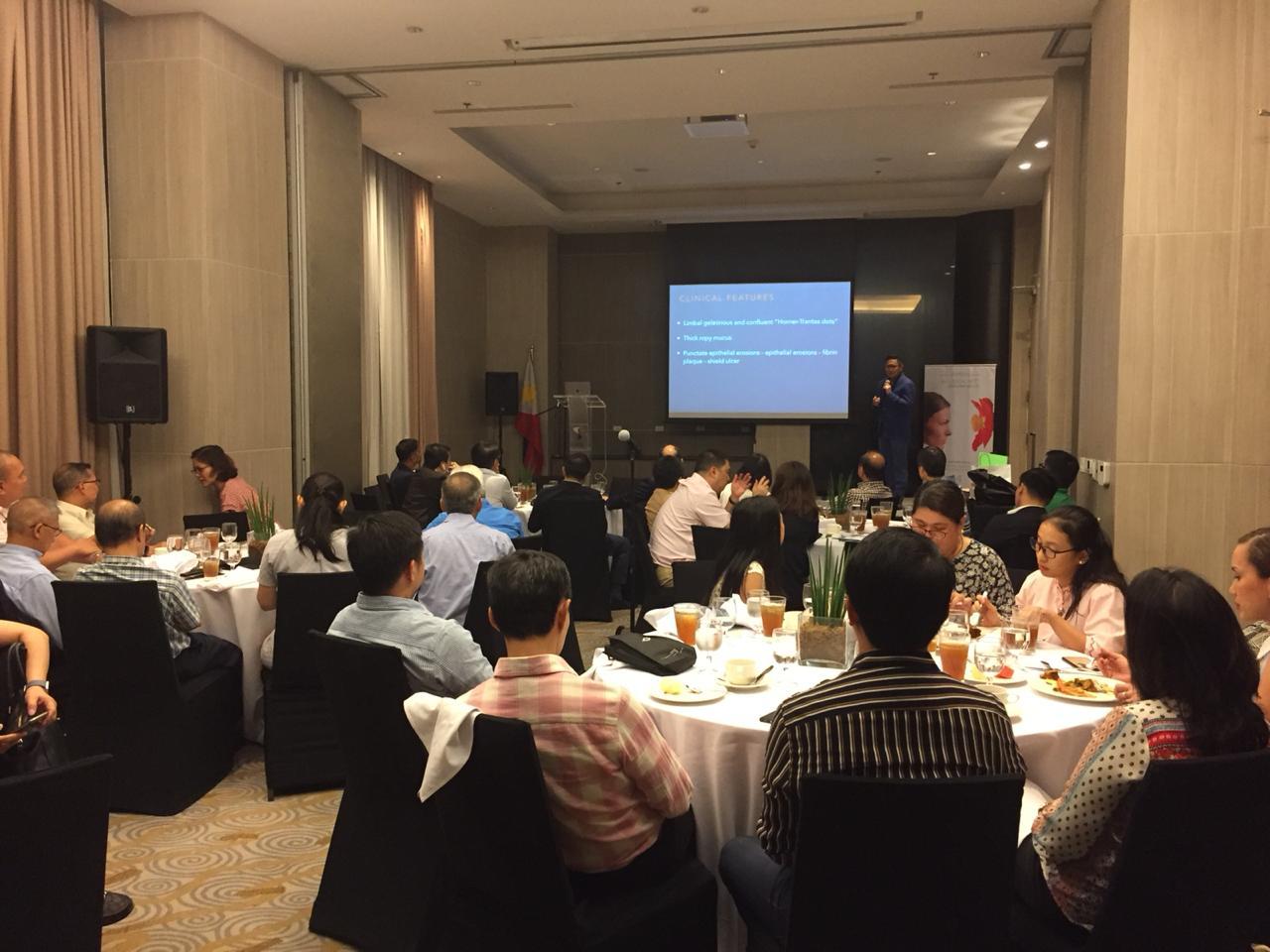 Dr Jimmy Lim Allergan Manila Talk 02