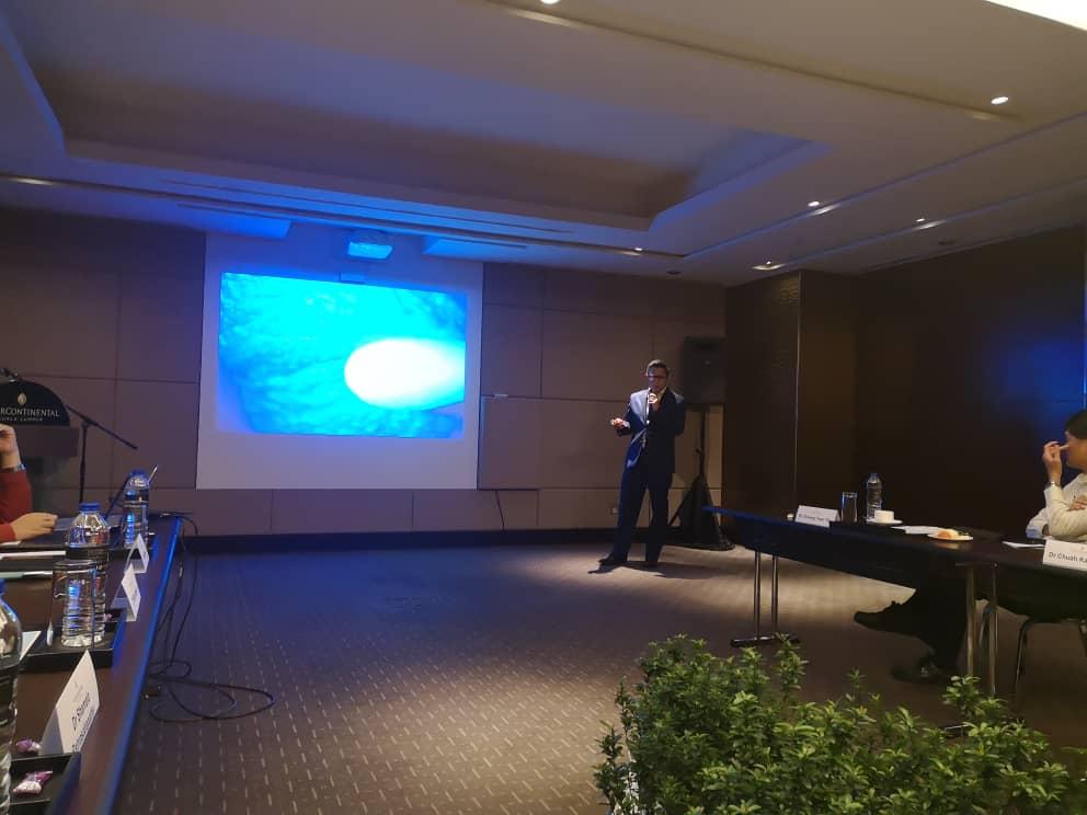 Dr Lim San Ten KL Talk 02