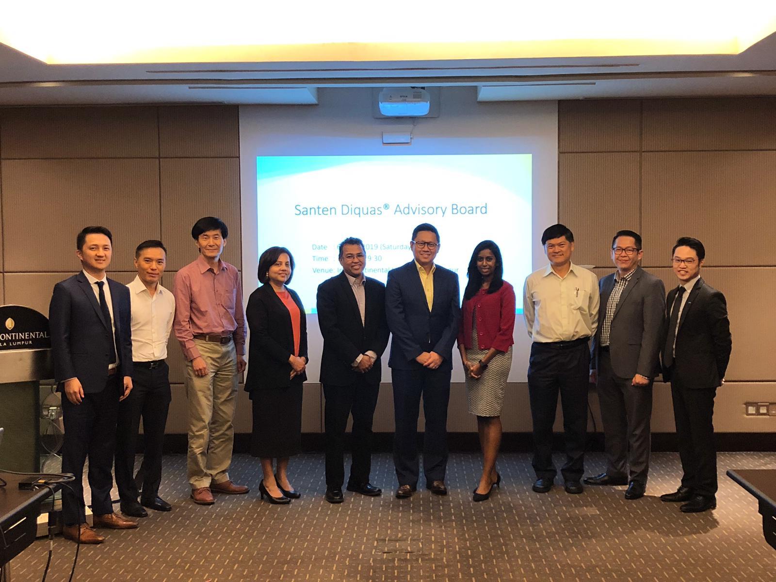 Dr Lim San Ten KL Talk Group