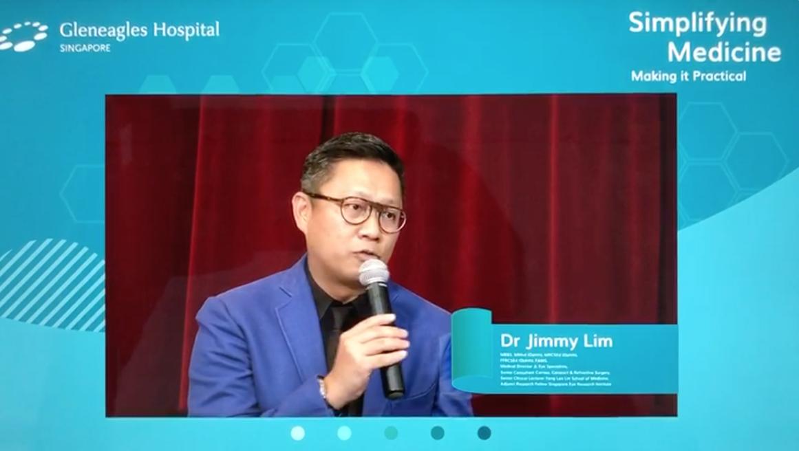 Simplifying Medicine – Making it Practical, Gleneagles Hospital's Annual Medical Seminar 2020, Singapore